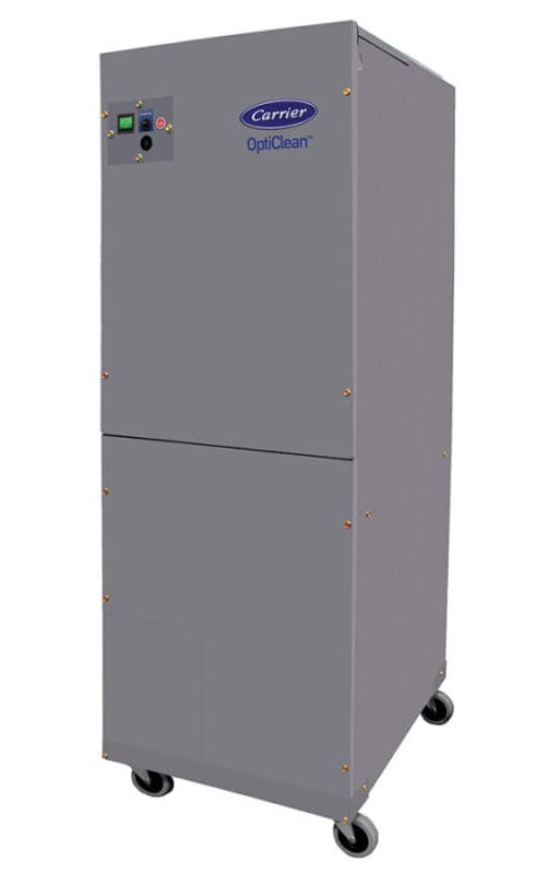 Carrier OptiClean air purifier and scrubber