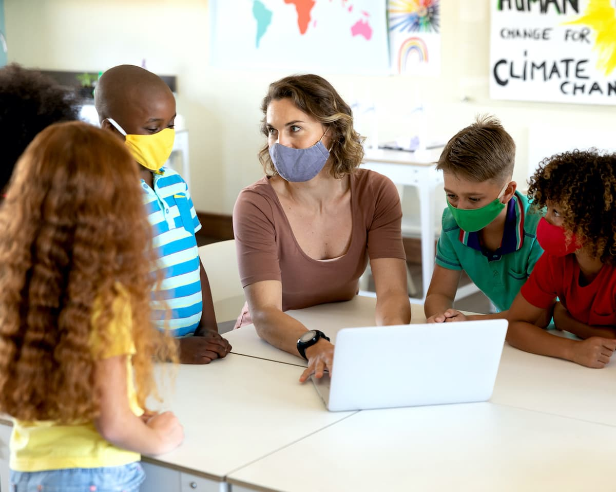 Bring any classroom's air quality up to hospital standards with Carrier's OptiClean.